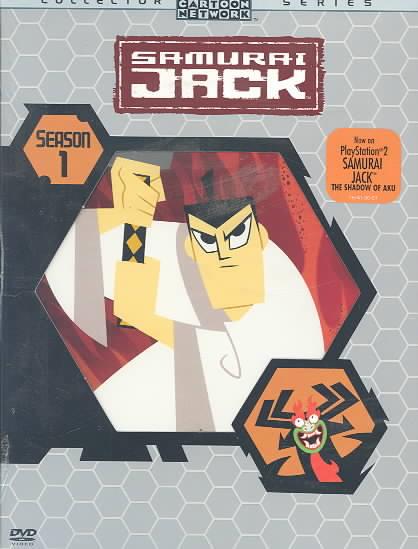 SAMURAI JACK:SEASON 1 BY SAMURAI JACK (DVD)