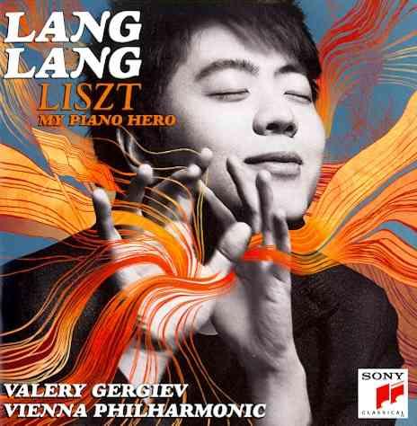 LISZT:MY PIANO HERO BY LANG LANG (CD)
